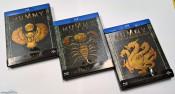[Fotos] The Mummy / Die Mumie Steelbooks