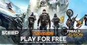 Ubisoft.com: Gratis Wochenende mit The Division, Steep & Trials Fusion (09.06 – 12.06.17)