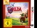 Saturn.de: The Legend of Zelda: Ocarina of Time 3D [3DS] für 9,99€ + VSK