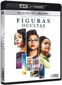 Amazon.es: Neue Angebote z.B. Hidden Figures – Unerkannte Heldinnen [4k Ultra HD Blu-ray] für 17,49€ + VSK
