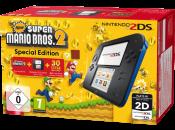 MediaMarkt.de / Amazon.de: LOGITECH G533 Gaming Headset Schwarz für 66€ + NINTENDO 2DS Schwarz/Blau + New Super Mario Bros. 2 (Special Edition) für 76€ inkl. VSK
