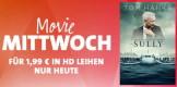 iTunes: Movie Mittwoch – Sully für 1,99€ in HD leihen