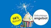 Mymemory.de: Geburtstagsangebot – 14 % Rabatt auf alles z.B. LEGO Star Wars: The Force Awakens (PS4) für 13,92€ inkl. VSK
