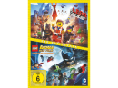 Saturn.de: LEGO – The Movie & LEGO Batman – The Movie (nicht 2017!) [DVD] 4,99€ + 1,99€ VSK