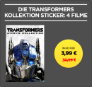 Wuaki.tv: Filmkollektion Transformers 4 Filme digital in HD 3,99€