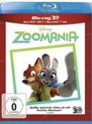 Amazon.de: Zoomania 3D+2D Superset [3D Blu-ray] für 7,99€ + VSK