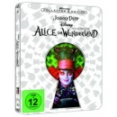 Disney Movies & More: Neue Prämien z.B.  Alice im Wunderland Steelbook (Collector`s Edition) [Blu-ray] für 1000 Punkte