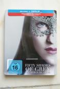 [Review] Fifty Shades of Grey 2 – Gefährliche Liebe – Exklusives MediaMarkt-Steelbook