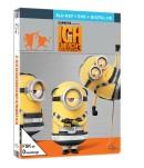 [Vorbestellung] Amazon.de: Ich – Einfach Unverbesserlich 3 – Limited Steelbook (2D) [Blu-ray] für 24,99€ + VSK