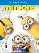 Amazon.de: Minions (Steelbook) [Blu-ray] [Limited Edition] für 9,99€ + VSK
