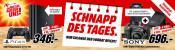 Amazon kontert MediaMarkt.de: Schnapp des Tages – Sony PlayStation 4 Pro (1 TB) für 346€ inkl. VSK