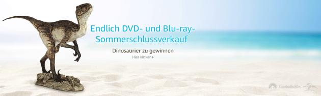 Amazon.de: Universal Summer Sale (bis 30.07.17)