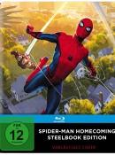 Amazon.de: Spider-Man Homecoming (Steelbook PopArt) [Blu-ray] für 15,05€ + VSK