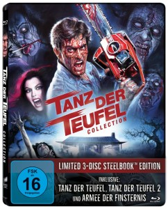 Tanz der Teufel Collection - Steelbook