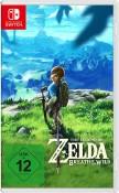 Amazon.de & Saturn.de: The Legend of Zelda: Breath of the Wild [Nintendo Switch] für 39,99€ + VSK