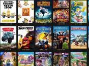 Wuaki: 5 Kids-Filme in HD für 5€!