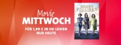 iTunes & Amazon.de: Movie Mittwoch – Hidden Figures – Unerkannte Heldinnen für 1,99€ in HD leihen