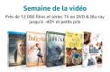 "Amazon.fr: ""La semaine de la vidéo"" Filmwoche mit vielen Angeboten (bis 17. 07.17)"
