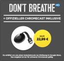 rakuten.tv: Google Chromecast + LEIHFILM Don't breathe (HD) für 22,99€