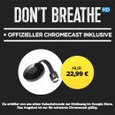 rakuten.tv: Google Chromecast + LEIHFILM Don't breathe (HD) für 22,99€