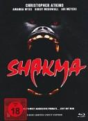 Alphamovies.de: Diverse Mediabooks im Preis reduziert, z.B. Shakma Mediabook Cover B [Blu-ray] 12,94€ + VSK