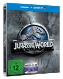 MediaMarkt.de: Gönn-Dir-Dienstag mit u.a. Jurassic World (Steelbook Edition) [Blu-ray] für 10€ inkl. VSK