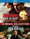 Amazon.de: Jack Reacher / Jack Reacher: Kein Weg zurück – 2-Movie Collection [Blu-ray] für 9,97€ inkl. VSK