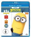 Amazon.de: Minions Box – 3 Filme Collection (+Blu-ray) (+3D-Blu-ray) für 15,51€ + VSK