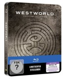 Amazon.de: Westworld Staffel 1: Das Labyrinth als Steelbook (Limited Edition) [Blu-ray] für 29,97€ inkl. VSK