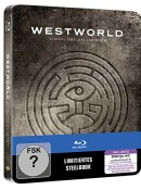 Amazon.de: Westworld Staffel 1: Das Labyrinth als Steelbook (Limited Edition) [Blu-ray] für 8,99€ + VSK