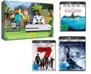 ebay.de: Microsoft Xbox One S 500GB Konsole – Minecraft Bundle – inkl. 3x Ultra HD Filme für 222€ inkl. VSK