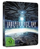 Thalia.de: Independence Day: Wiederkehr – Steelbook [Blu-ray] [Limited Edition] für 11,19€ + VSK