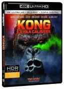 Amazon.es: Neue Angebote z.B. Kong [4k Ultra HD Blu-ray] (ohne dt. Ton) für 15,29€ + VSK