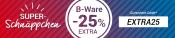 Medimops.de: 25% Rabatt auf B-Ware