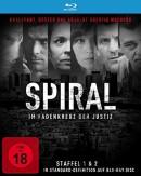 Saturn.de: Online Only Offers mit z.B. Spiral – Staffel 1 + 2 – (Blu-ray) für 7,99€ inkl. VSK