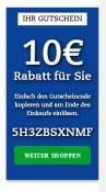 Thalia.de: 10€ Gutschein ab 50€ MBW (entspricht 20%)