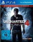 expert.technomarkt.de: div. PS4 Spiele reduziert z.B. Uncharted 4: A Thief's End [PS4] für 15€ + VSK