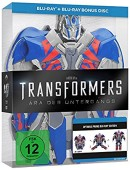 Amazon.de: Transformers 4: Ära des Untergangs – Optimus Edition [Blu-ray] [Limited Edition] für 15,51€ + VSK