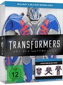 Amazon.de: Transformers 4: Ära des Untergangs – Optimus Edition [Blu-ray] [Limited Edition] für 6,37€ + VSK