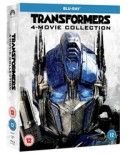 Zoom.co.uk: Transformers: 4-movie Collection (Box Set) [Blu-ray] für 9,85€ inkl. VSK