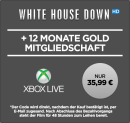 rakuten.tv: 12 Monate Xbox Live Gold + White House Down im HD-Stream für 35,99€