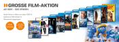 Saturn.de: Film Aktion ab 100€ Einkaufswert 50€ Rabatt erhalten