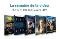"Amazon.fr: ""La semaine de la vidéo"" Filmwoche mit vielen Angeboten (bis 11.09.17)"