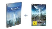 Amazon.de: Anno 2205 Standard Edition inkl. Steelbook [PC] für 8,41€ + VSK