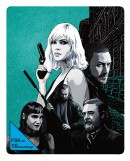 Amazon.de: Atomic Blonde Limited Steelbook [Blu-ray] für 24,99€ + VSK