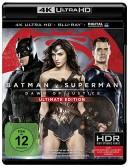 Amazon.de & Buecher.de: Batman v Superman: Dawn of Justice (4K Ultra HD) [Blu-ray] ab 16,99€ inkl. VSK
