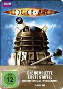 [Fotos] Doctor Who – Staffel 1 & 2 und Die Höhlen von Androzani (DVDs)