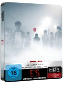 Amazon.de: Es Steelbook 4K Ultra HD (exklusiv bei Amazon.de) [Ultra HD Blu-ray] für 27,26€ und [Ultra HD Blu-ray + Blu-ray] für 23,25€ inkl. VSK
