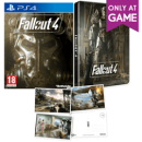 Game.co.uk: Fallout 4 Steelbook & Postcards [Xbox One] für 8,73€ inkl. VSK