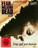 [Vorbestellung] Amazon.de: Fear the Walking Dead – Die komplette dritte Staffel – Uncut/Steelbook [Blu-ray] für 34,96€ + VSK